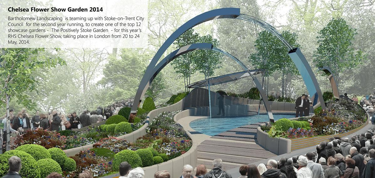 The Positively Stoke Garden concept